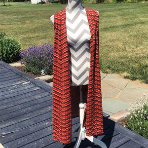 NWT Women's LuLaRoe size Small Joy vest